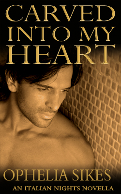 carved into my heart - Book 2